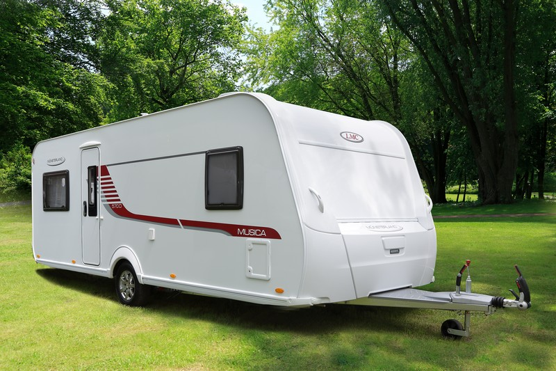 German Caravan - popular LMC Musica • CampRest com