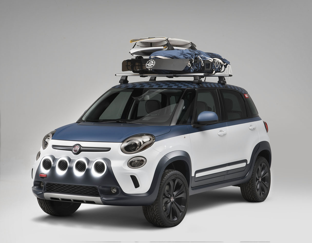Surfing With Fiat 500l Camprest Com