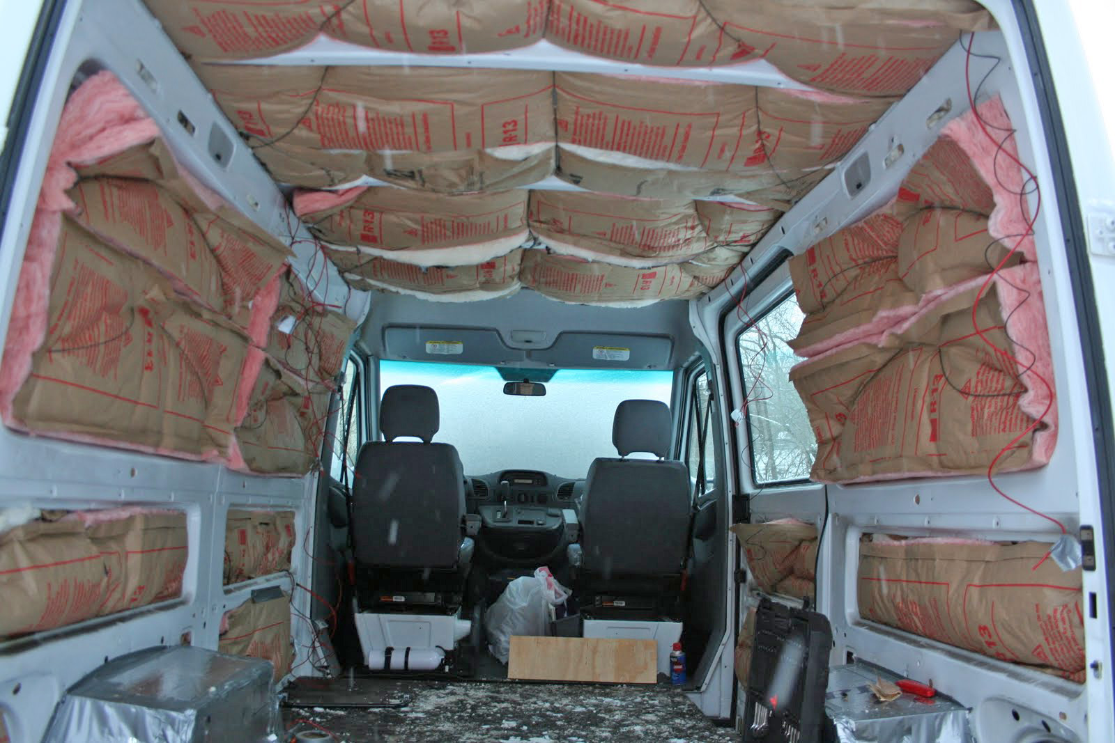 Is It Worth To Make A Campervan Conversion On Your Own O CampRest
