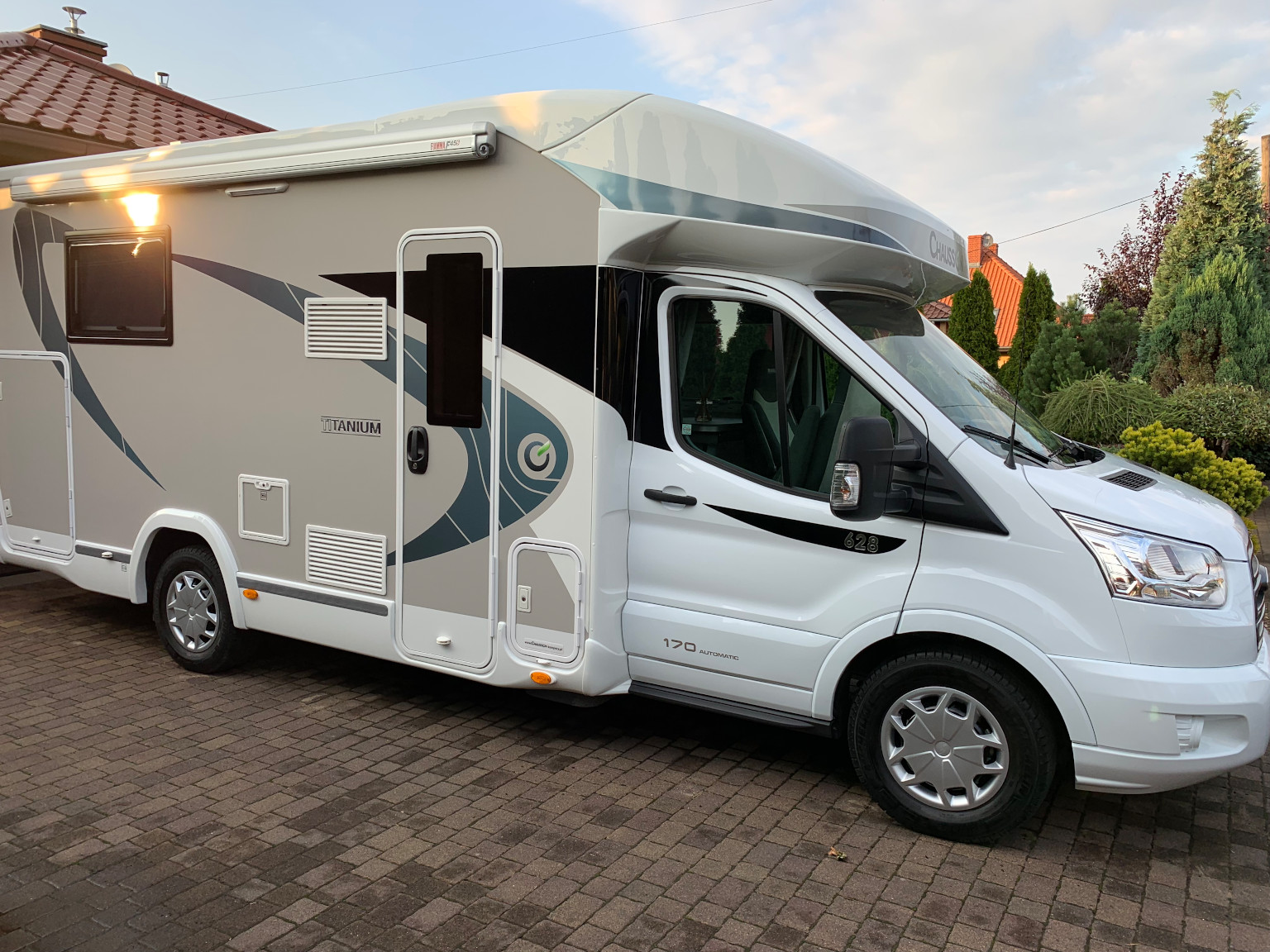 Special offer - New motorhome - New experience !!!